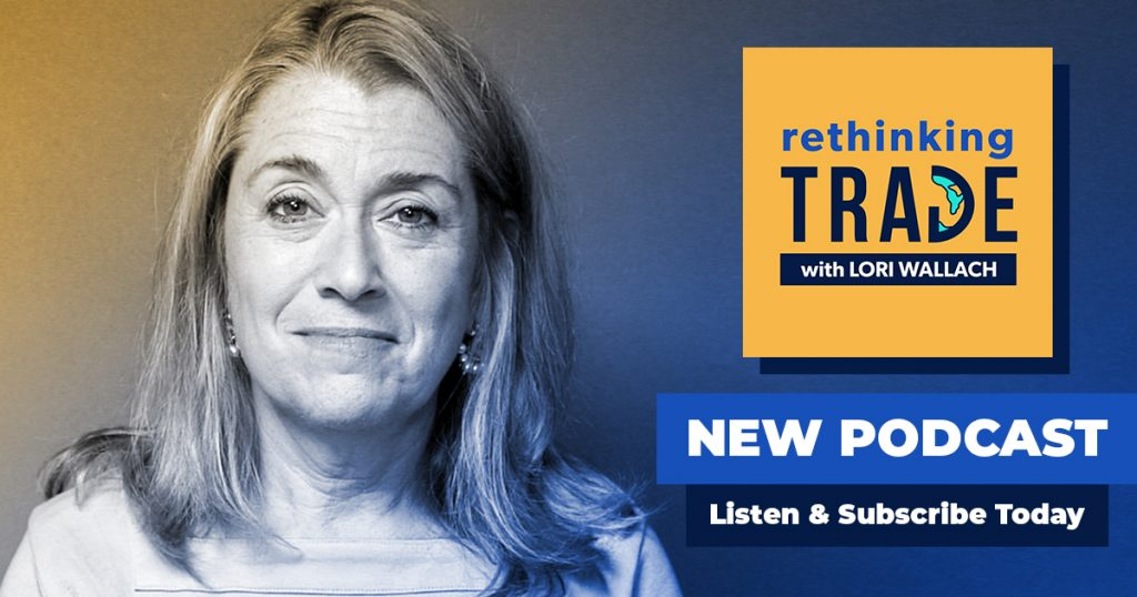 covid-19-Lori-Wallach-on-Rethink-Trade-Podcast-Episode